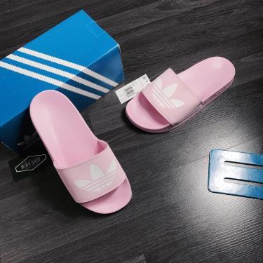 Hàng Chính hãng Dép Adidas Adilette Lite Pink 2020**