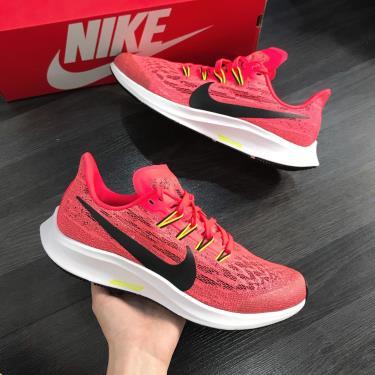 Hàng Chính Hãng Nike Zoom Pegasus 36 Pink/Black 2020**