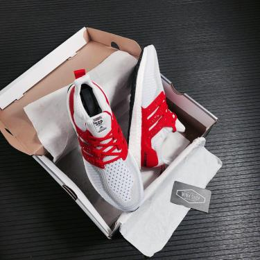 sale50% TODAY ! Hàng Chính Hãng Adidas Ultra Boost DNA CTY Singapore White/red 2021**