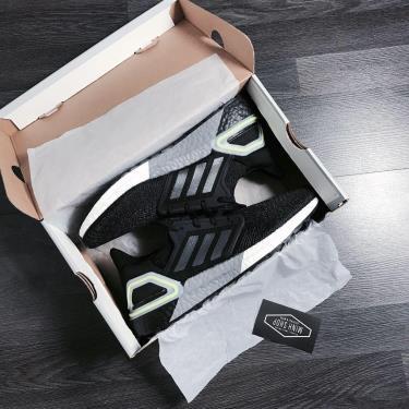 """50% OFF Hàng Chính Hãng Adidas Ultra Boost 6.0 Black /Grey/Mint 2020* """"New"""" V"""