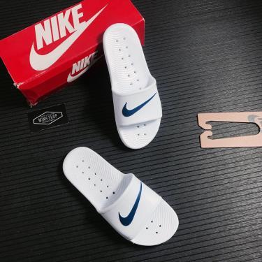 Hàng Chính Hãng Nike Kawa Shower White/Blue 2021**