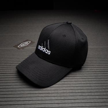 Hàng Chính Hãng Nón Adidas Black/Grey Logo 2021**