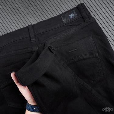 Hàng Chính Hãng Quần Jeans RSQ Skinny Ripped Black 2021**