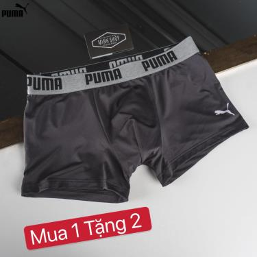 MUA 1 ĐƯỢC 3 Hàng Chính Hãng Quần Boxer Puma 2020** (Pack  ngẫu nhiên) HOT DEAL Today