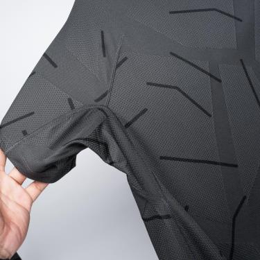 Hàng Chính Hãng Áo Thun Polo Nike Grey Black 2021**