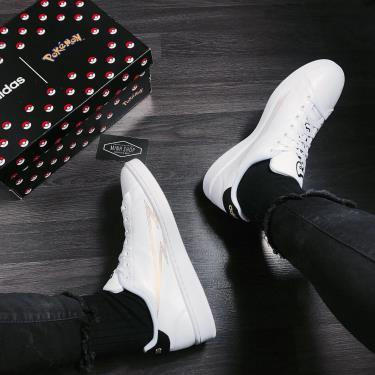 """Hàng Chính Hãng Adidas Advantage """"Pokemon"""" White/Black 2021**"""