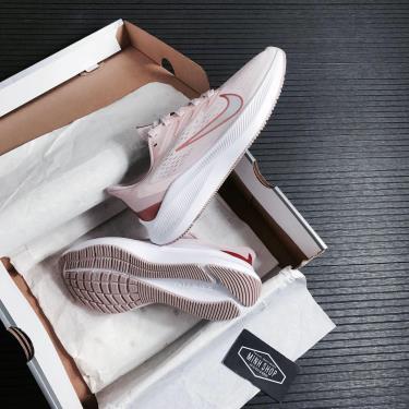 Hàng Chính Hãng Nike Zoom Winflo 7 'Barely Rose' 2020**
