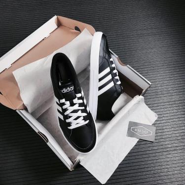 Hàng Chính Hãng Adidas VS Set Black/White  2021**