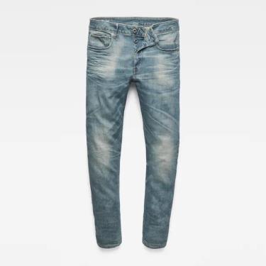 Hàng Chính Hãng Quần Jeans G-Star Raw 3301 Slim 2021** 51001 7890 071
