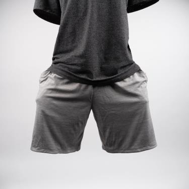 Hàng Chính Hãng Quần Short Nike Grey/Black LOGO 2021**