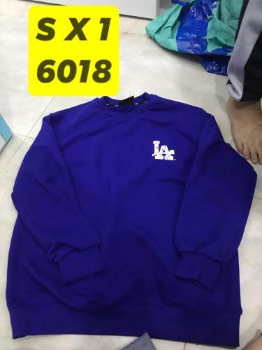 Hàng Chính Hãng Áo Sweater MLB LA Blue 2019**