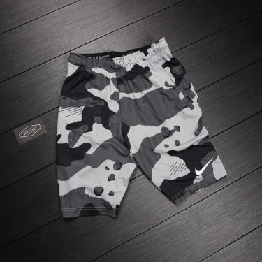 Quần Short Nike Dri-Fit 4.0 Grey Black Camo [BV3262-077]