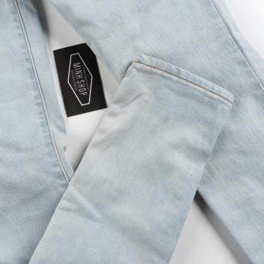 Hàng Chính Hãng Quần Jeans PacSun Light Stacked Skinny Jeans 2020**