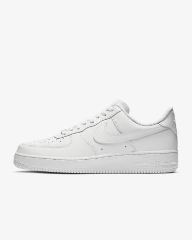 Hàng Chính Hãng Nike Air Force 1 Low All White M ** 2021 [ O ]