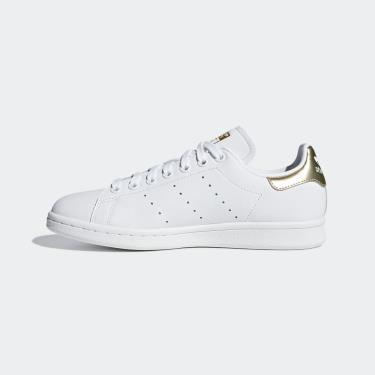 Hàng Chính Hẫng  Adidas Stan Smith White Gold 2020**