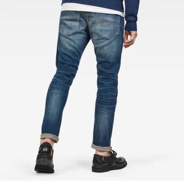 Hàng Chính Hãng Quần Jeans G-Star Raw Slim Dark Blue 2020**