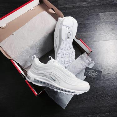 Hàng Chính Hãng Nike Air Max 97 White -white-white 2020** BEST SELLER**