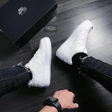 Hàng Chính Hãng Nike Air Force 1 Shadow All White 2021** ( cực kì nhẹ chân )  [ O ]