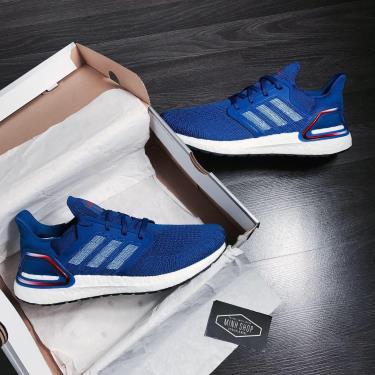 """Hàng Chính Hãng Adidas Ultra Boost 6.0 """"Royal Blue/Scarlet"""" 2020**"""