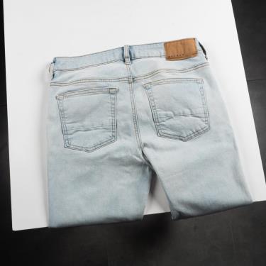 Hàng Chính Hãng Quần Jeans PacSun Light Stacked Skinny Jeans 2021**