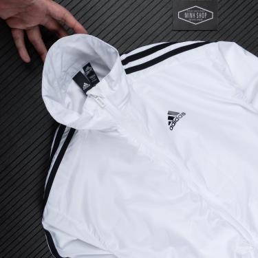 Hàng Chính Hãng Áo Khoác Jacket Adidas White 2021**