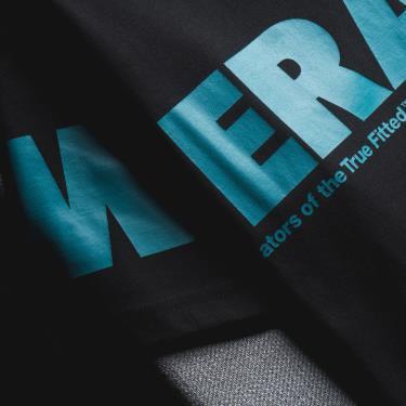 Hàng Chính Hãng Áo Thun New Era Large Logo Black 2020**
