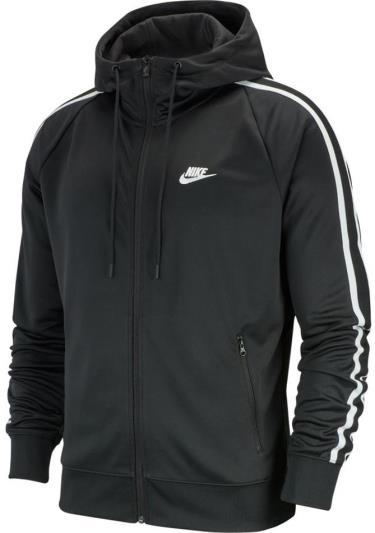 Hàng Chính Hãng Áo Khoác Nike Tribute Track Black 2021**