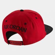 Hàng Chính Hãng Nón Nike Air Jordan Snapback Red/Navy 2020**