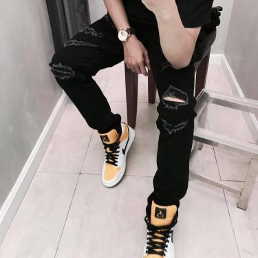 Hàng Chính Hãng Quần Jean Zara Man Black wax ZZ 2021*