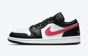Hàng Chính Hãng Nike Air Jordan 1 Low Siren Red 2021**