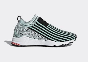 Hàng Chính Hãng Adidas EQT Support Sock PK Black /Grey Green  2020**