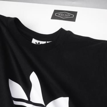 Hàng Chính Hãng Áo Thun Adidas Trefoil Black 2020**