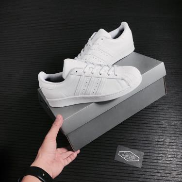 Giày Adidas SuperStar All White J  ** [EF5399]