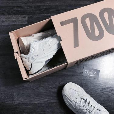 Hàng Chính Hãng Adidas Yeezy Boost 700 Salt 2020**