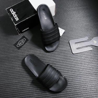 Hàng Chính Hãng Dép Adidas Adilette Comfort Slides Black new ss 2021**