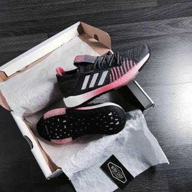 hàng Chính Hãng Adidas Pulseboost HD Grey/Siliver 2020**