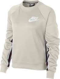 Hàng Chính Hãng Áo Sweater Nike Sportswear Crewneck Grey White2020**
