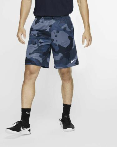 Hàng Chính Hãng Quần Short Nike Dri-Fit 4.0 Blue Camo 2021**