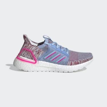Flash deal ~  Hàng Chính Hãng Adidas Ultra Boost 5.0 Glow Blue GS 2021**
