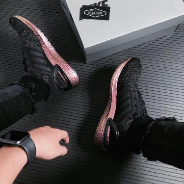 Hàng Chính Hãng Adidas Ultra Boost 6.0 Black Rose Gold 2020**