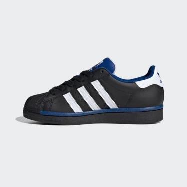 FLASH DEAL 70% Hàng Chính Hãng Adidas Super Star Black/White/Navy 2020**