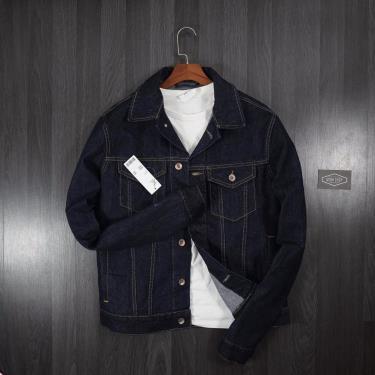 Hàng Chính Hãng Áo Khoác Jeans BDG Dark Blue  **2020** Best Seller **