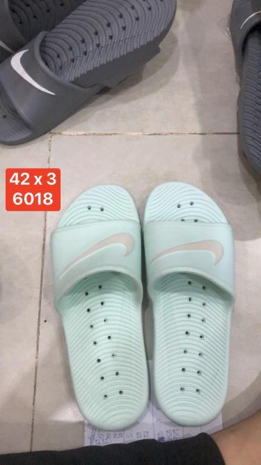 Hàng Chính Hãng Nike Kawa Shower Mint/Grey 2020**