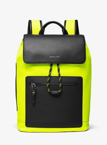 Hàng Chính Hãng Michael Kors  Brooklyn Nylon Drawstring Backpack 2020**