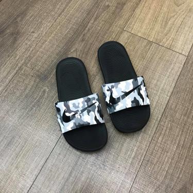 Dép Nike Kawa Black Camo ** [819358 008]