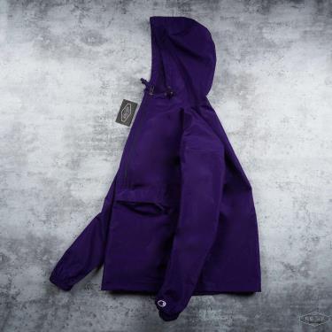 Áo Khoác Champion Packable Jacket Purple Basic * [CB1012 630]