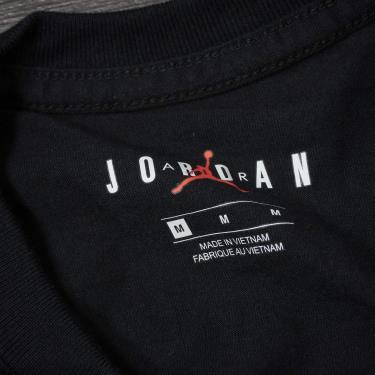 ''FLASH DEAL 70%'' Hàng Chính Hãng Áo Thun Nike Jordan Wing It Black 2020