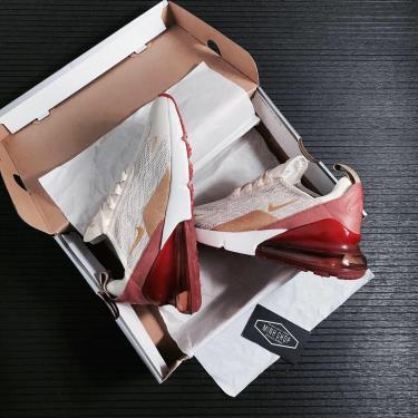 Nike Air Max 270 Light Cream Terra Blush ** [AH6789 203]