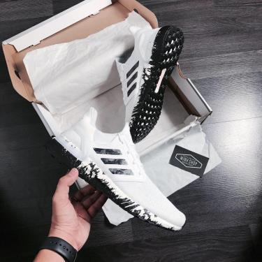 """Hàng Chính Hãng Adidas Ultra Boost 6.0 """"Marble Splatter"""" 2020** V"""