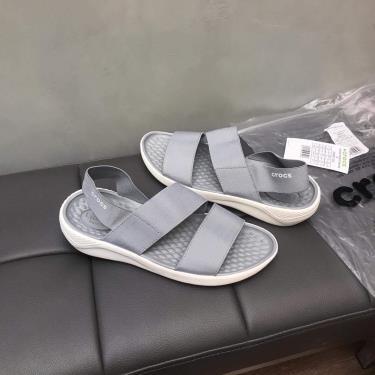 Sandal Crocs LiteRide Stretch Grey ZZZ
